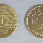 Metal Coin 11 Years+